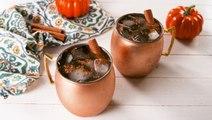 Find Us Drinking Pumpkin Spice Mules All Season