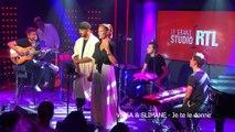 Vitaa & Slimane - Je te le donne (Live) - Le Grand Studio RTL