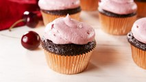 Make Chocolate Merlot Cupcakes For The Red Wine Lover In Your Life