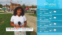 WEATHER: August 31st 2019
