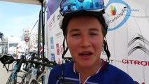 Route - Le message de Jade Wiel, la championne de France, au sélectionneur de l'équipe de France, Paul Brousse !