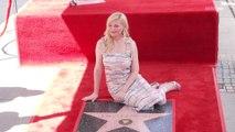 Kirsten Dunst Receives Walk of Star Fame in Hollywood