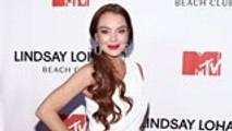 "Lindsay Lohan Plans Return to Music With New Single ""Xanax"" 
