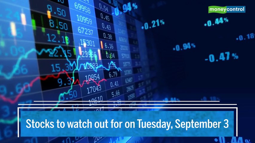 Trade setup for Tuesday: Keep an eye on these stocks for September 3
