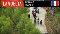 Résumé - Étape 7 | La Vuelta 19