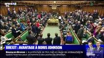 Brexit: avantage à Boris Johnson
