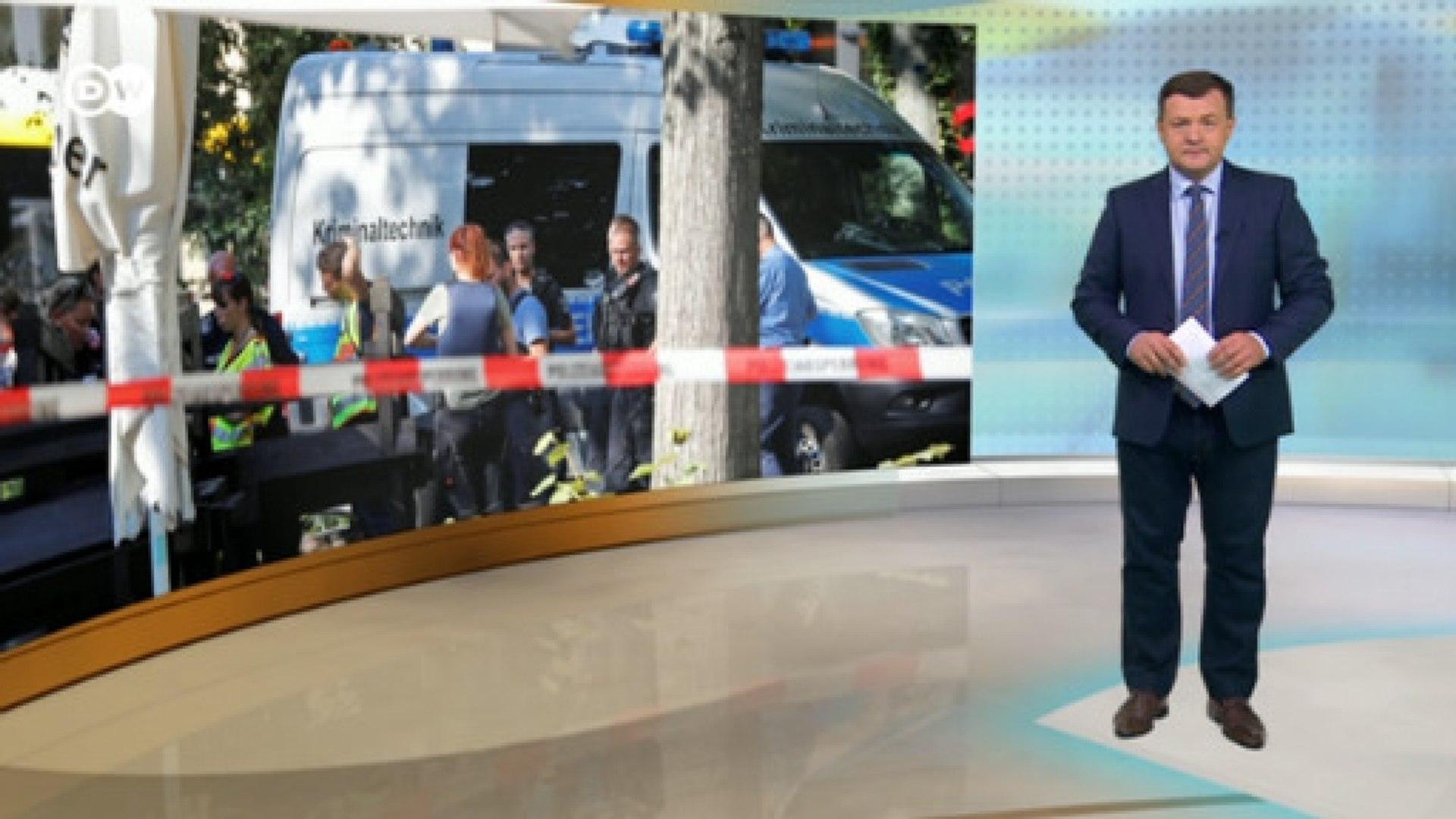 Убийство в Берлине и след к российским спецслужбам: новое дело Скрипаля? DW Новости (30.08.2019)
