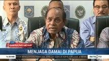 Freddy Numberi Minta Masyarakat Papua Tenang