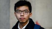 Hongkong : qui est Joshua Wong, figure du mouvement pro-démocratie ?
