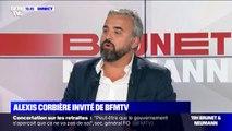 """Alexis Corbière: """"Considérer que le problème de La France Insoumise serait Jean-Luc Mélenchon est feignant sur le plan intellectuel"""""""