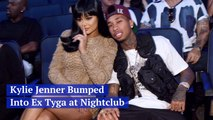 Kylie Jenner And Tyga In Vegas