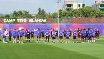 La Liga: Le Barça rend hommage à Luis Enrique