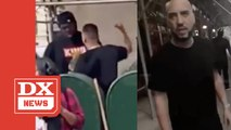 French Montana Spazzes On Security Team After Sucker Punch Goes Unchecked