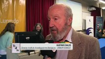 Entrega de Doctorado Honoris Causa al Dr. Alberto Kornblihtt