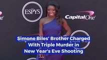 Simone Biles' Brother Is Arrested For Triple Murder