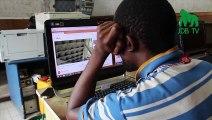 Le smartphone, la menace des cybercafés à Brazzaville