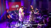 Vitaa & Slimane - Avant toi (Live) - Le Grand Studio RTL