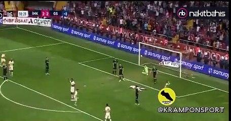 Feghouli signe une jolie offrande à la dernière minute face à Kayserispor