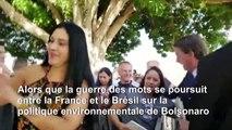 Amazonie: Bolsonaro s'en prend à l'Europe