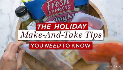The Holiday Make And Take Tips You Need to Know