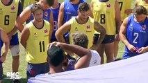 """XV de France : """"Pas mal de confiance avant de partir au Japon"""" analyse Saint-André"""
