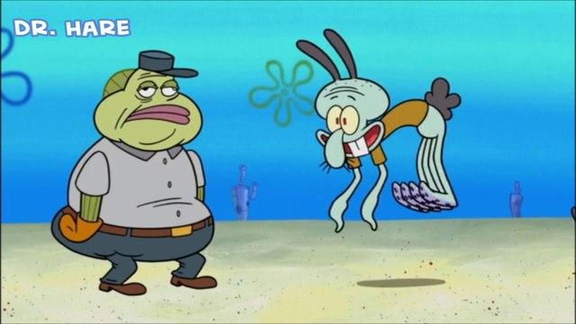 Poptropica Villains Portrayed by Spongebob