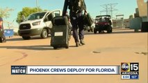 Phoenix firefighters headed to Florida to help with Hurricane Dorian efforts