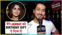 TikTok Star Faisu SPECIAL MESSAGE For Jannat Zubair's 18th Birthday Party | EXCLUSIVE