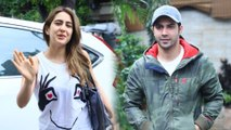 Coolie No 1 | Sara Ali Khan and Varun Dhawan SWEETEST GESTURE Caught On Camera
