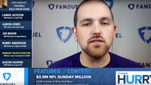 FanDuel Hurry Up: NFL 2019 Bold Predictions - Green Bay Packers MVS to be a 5th round pick in 2020