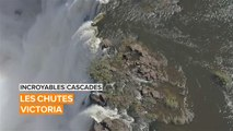 Les cascades les plus étonnantes : les chutes Victoria
