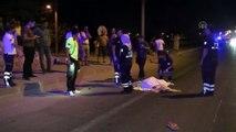 Otomobilin çarptığı motosiklet sürücüsü kadın öldü - MUĞLA
