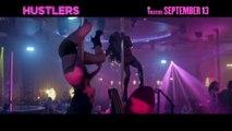 Hustlers movie - Rich