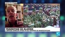 """L'Algérie : """"Il n'y a aucun dialogue démocratique entre le pouvoir et la rue"""""""