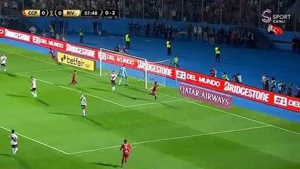 Libertadores Kupası / Cerro Porteno - River Plate: 1-1 (Özet)