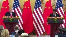 Cuenta atrás para la entrada en vigor de los aranceles de EEUU a China
