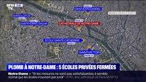 Plomb autour de Notre-Dame: la rentrée reportée dans 5 écoles privées