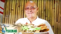 Maravilla's Seafood Restaurant co-owners show how their relyenong alimango is prepared | My Puhunan
