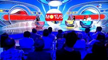 Regardez les adieux de Thierry Beccaro à France Télévisions, ce matin, peu après 11h: Au bord des larmes il met fin à 29 années du jeu Motus