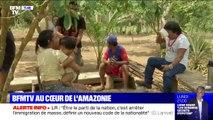 À la rencontre des Indiens qui vivent au cœur de l'Amazonie