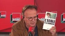 """Michel Fize: """"En France, l'école demeure un tabou"""""""