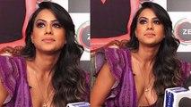 Nia Sharma rocks in bold look at launch of Jamai Raja 2; Watch video | FilmiBeat
