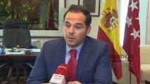Madrid avisa de que puede tener problemas para pagar proveedores.