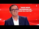 """Pour la dernière de """"Motus"""", Thierry Beccaro fait des adieux pleins d'émotion"""