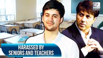 SHOCKING: Sunny Deol's Son Was HARASSED At School