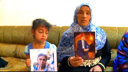 Iraqi families seek answers about missing loved ones