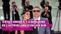 Tina Kunakey et Vincent Cassel complices et glamour à la Mostra