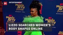 Lizzo Did Body Shape Research