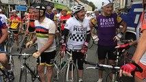 La cyclo Ouest vintage aux 4 Jours CIC de Plouay