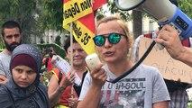 Manifestation pour un logement pour tous à Rennes